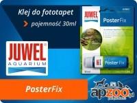 JUWEL Poster Fix 30ml klej do fototapet nadający efekt 3D