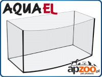 AQUAEL Akwarium float, owalne, profilowane