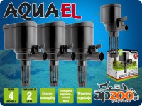 AQUAEL CIRULATOR 500, 1000, 1500, 2000 pompa turbinowa do akwarium