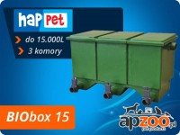 happet BIObox 15 filtr 3-komorowy do oczka / stawu do 15.000 l