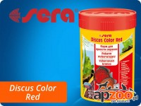 SERA Discus Color Red - pokarm dla paletek