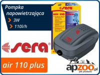 SERA AIR 110 plus - napowietrzacz do akwarium do 100 l