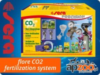 SERA FLORE CO2 FERTILIZATION SYSTEM - zestaw do nawożenia CO2