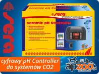 SERA SERAMIC pH CONTROLLER elektroniczny kontroler do systemów CO2