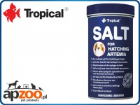 TROPICAL SALT 250ml / 300g sól do wylęgania artemii