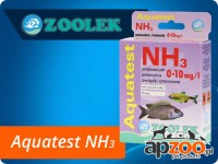 ZOOLEK Aquatest NH3 - test na amoniak